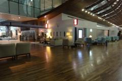First Class Emirates Lounge in Dubai