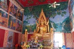 Im innern des Tempel
