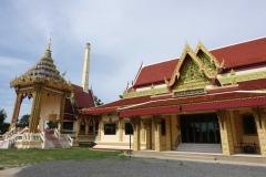 Wat Laem Play Eingang