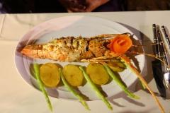 Classic Phuket Lobster Termidor für das Geburtstagskind