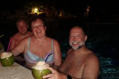 Kokosnuss und Rum, Perfekt