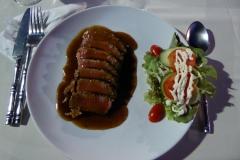 Seared Tuna Fillet Sashimi für mich