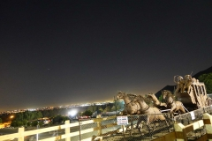 Statue über Norco