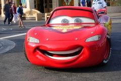 Lightning McQueen lässt grüssen