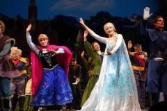 Anna und Elsa wieder glücklich vereint