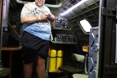 B-17-Funkerkabine