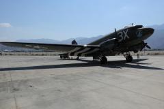 DC-3_Truppentransporter