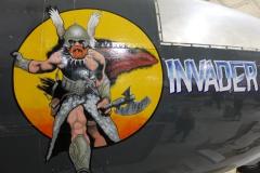 Emblem einer A-26_INVADER