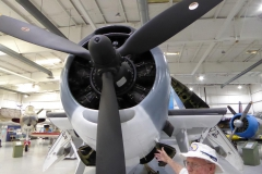 TBF_AVENGER Torpedobomber