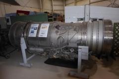 TOMCAT Triebwerk (1von2 Pratt&Withney)