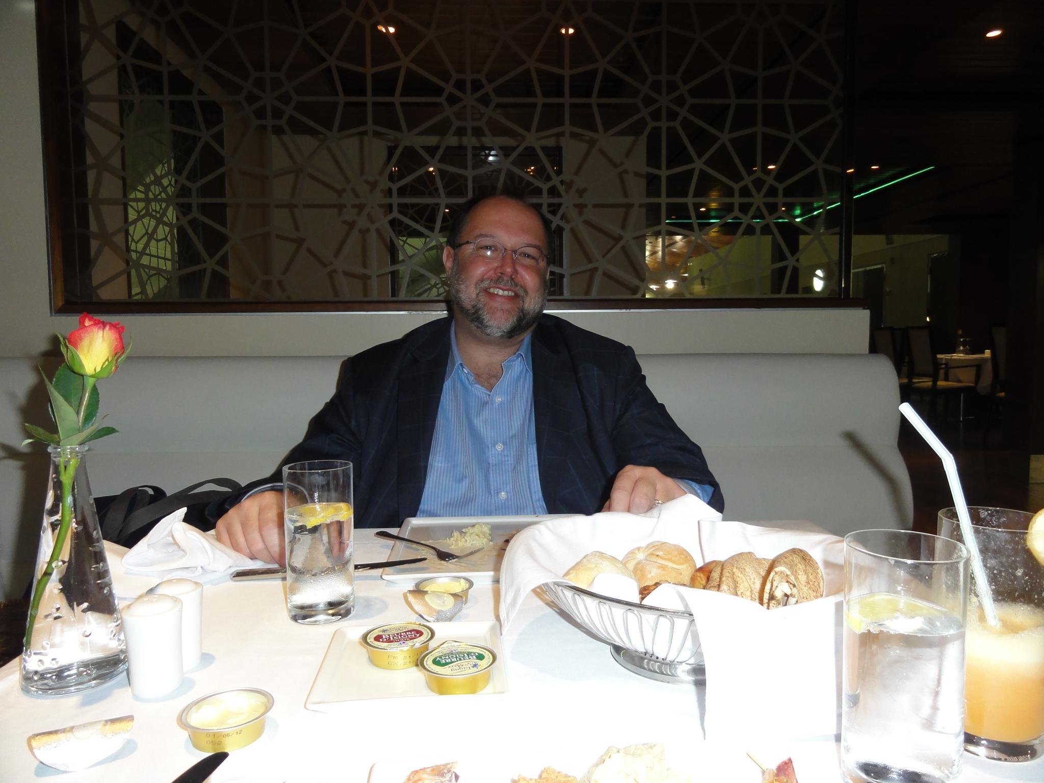 a' la carte Restaurant, 1st Class Lounge