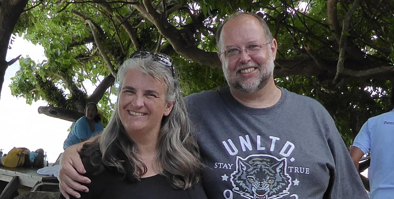 Monica und Reiner