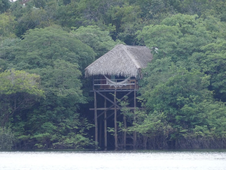 Ein Appartement der Juma Amazon Lodge - unser zu Hause für 3 Nächte