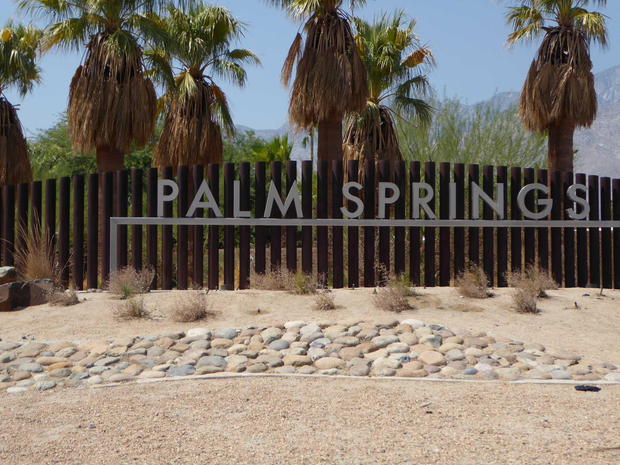 Willkommen in Palm Springs