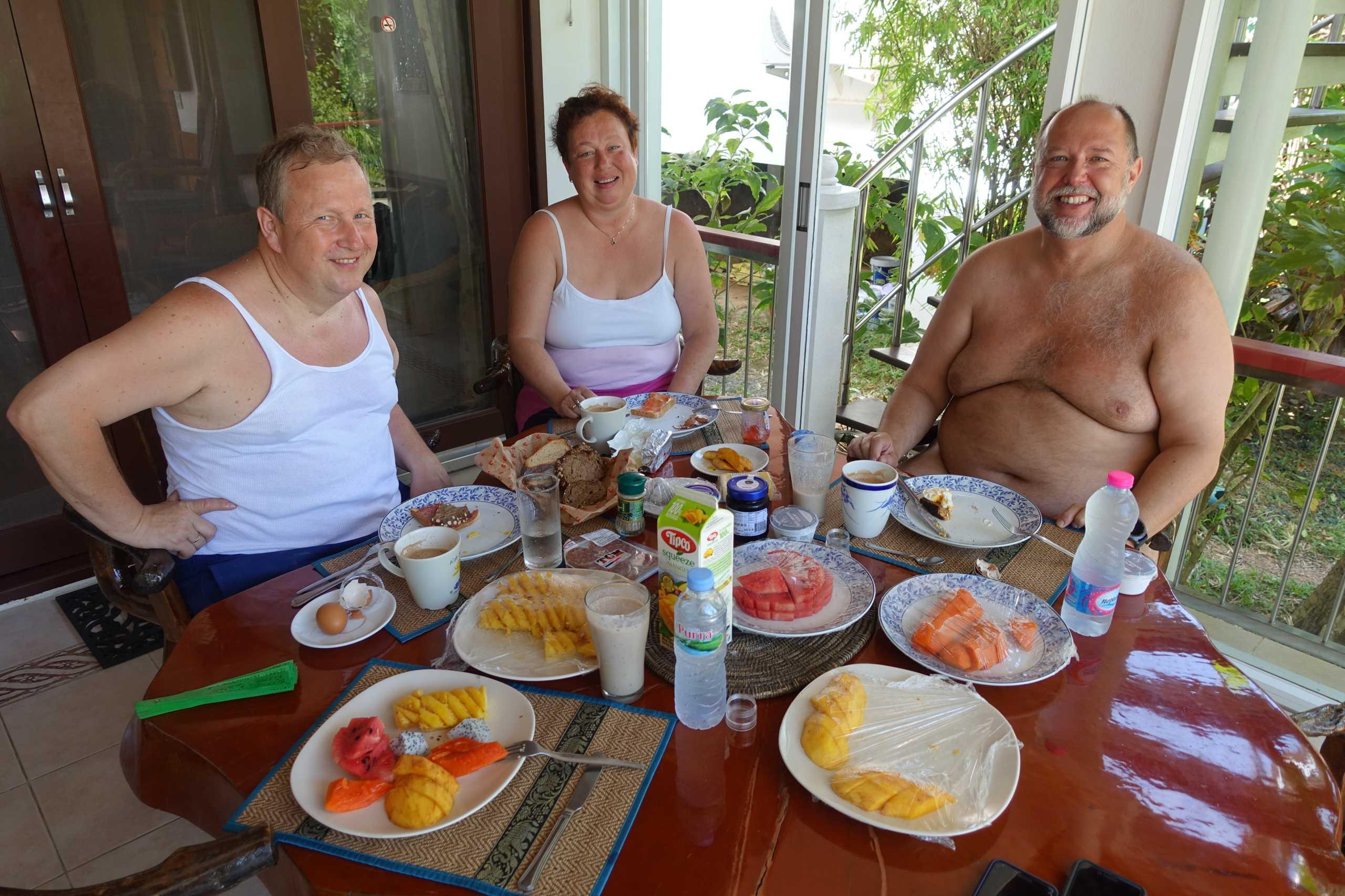 Leckeres, gesundes Frühstück